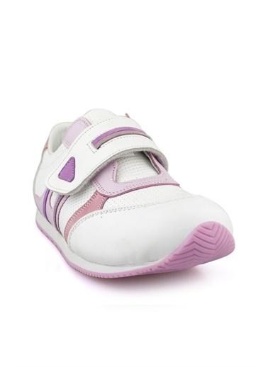 Cicibebe Kız Çocuk Ayakkabısı Beyaz